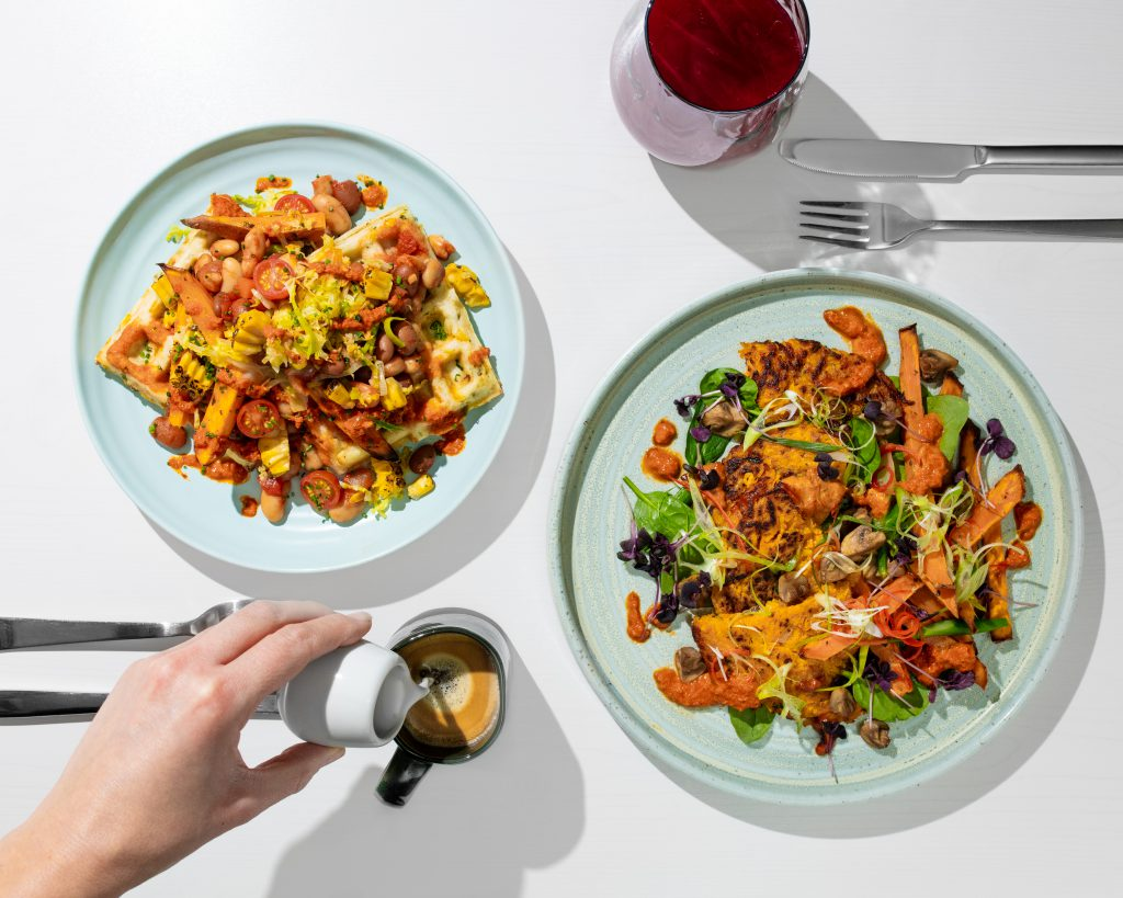 Two Plant Based Meals