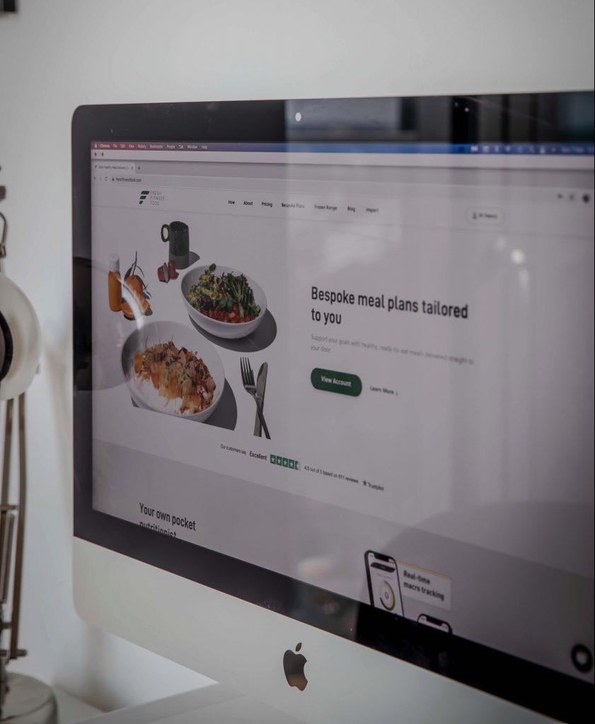 FFF Display Screen